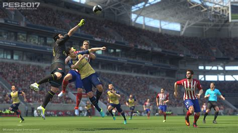 pes 2016 ps4 review still in title winning form e3 2016 pes 2017 screenshots ps4 home
