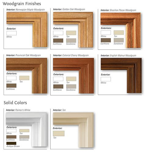 Bay Bow Windows windows by betterway double hungs casements sliding