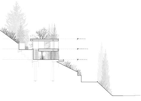 Architecture Section Drawing by Openhouse Xten Architecture Architecture Drawings And