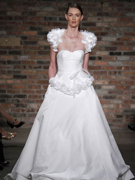 White Frock For Wedding by Hilary S The Bridal Gown Should Be White And