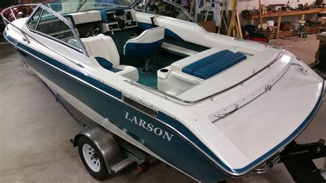 larson boats quality larson lazer 200 1990 for sale for 7 850 boats from usa
