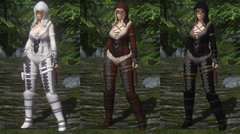 skyrim unpb huntress armor skyrim huntress armor download foto gambar wallpaper