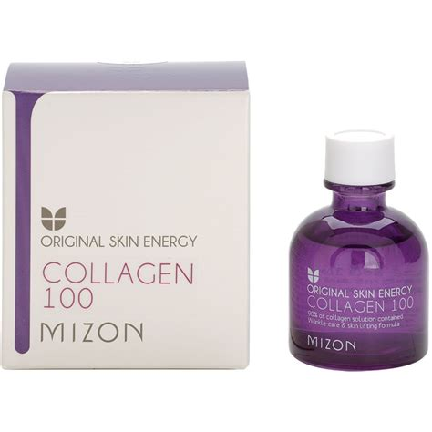 Collagen Original mizon original skin energy collagen 100 serum with