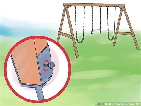 swing set anchors 25 best ideas about swing set anchors on pinterest