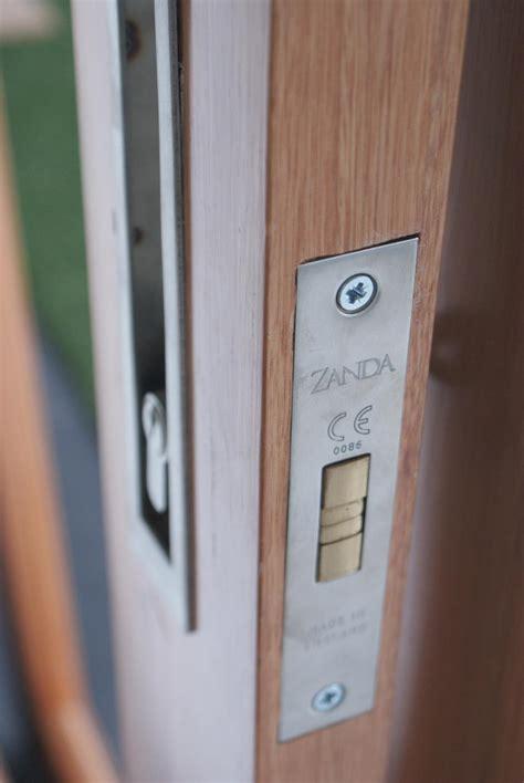 Verve Sliding Door Lock Kits   Zanda Architectural Hardware