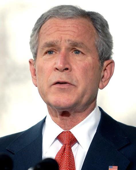 george bush george w bush in president bush makes statement on economy zimbio