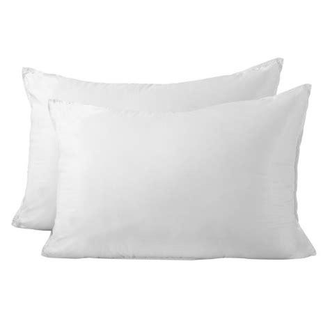 hypo allergenic pillow hypoallergenic allergen barrier pillow 2 pk target