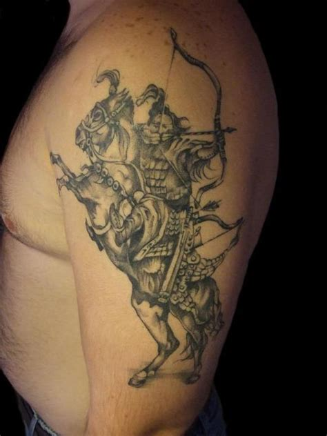 ancient warrior tattoo designs design tattoos
