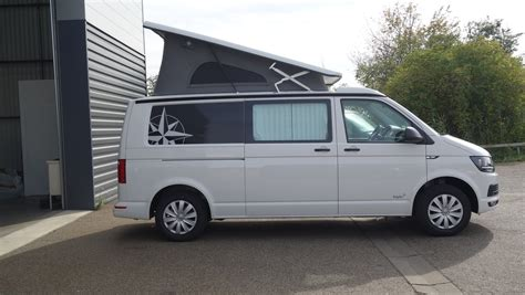VW T6 Westfalia Kepler 140Ch blanc Au Top Auto, vente de vans d'occasion à Clermont ferrand