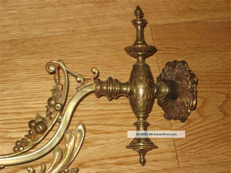 victorian brass oil l wall sconces victorian home decoration club