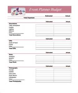 easy budget template free best photos of simple budget planner template budget