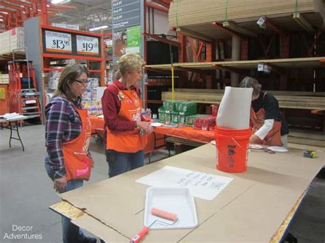the best home depot diy workshop 187 decor adventures