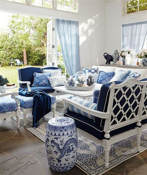 blue and white furniture 25 best ideas about blue interiors on navy