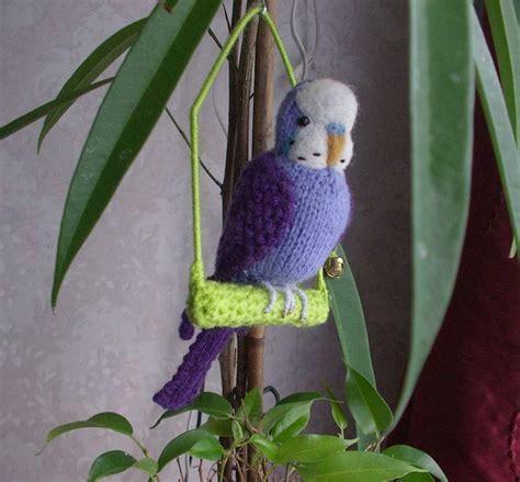 parrot knitting pattern free budgie knitted bird stuff to buy birds