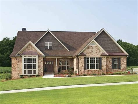 brick home designs 25 best ideas about brick house plans on pinterest open