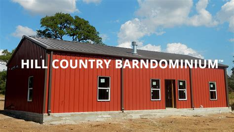 Design Your Home On A Budget by Hill Country Barndominium Steel Home