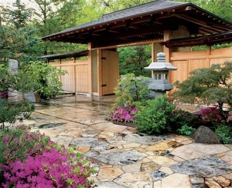 japanese style garden home and garden decor for beautifying living space www