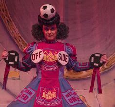 rag doll palaye royale pantomime dame costume panto stage theatre fancy dress