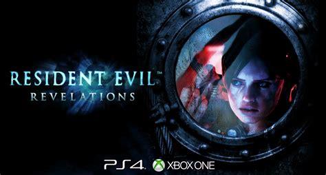 Ps4 Ps4 Resident Evil Revelations Usa resident evil revelations remastered releases on august 31 for ps4 xo for 19 99