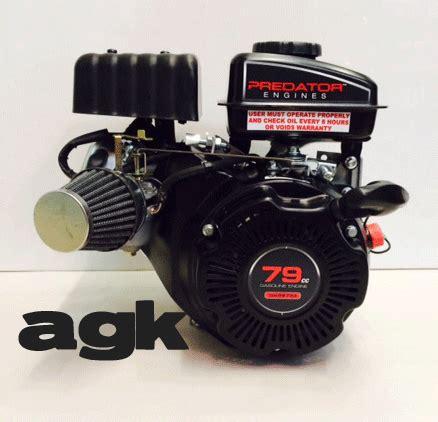 doodlebug engine upgrade modified 79cc predator engine stage 1 affordable go karts