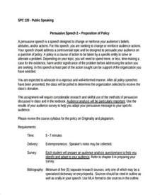 Argumentative Essay Outline Exle by Speech Format Exle Argumentative Essay Outline Brefash Speech Outline Format Exle Exle