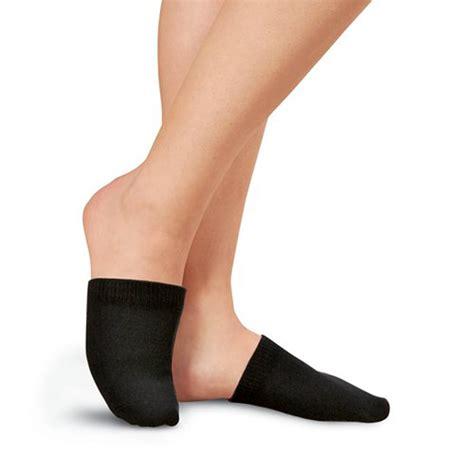 Toe Half Socks 1 pair toe toppers socks toe cover slings mules sandal