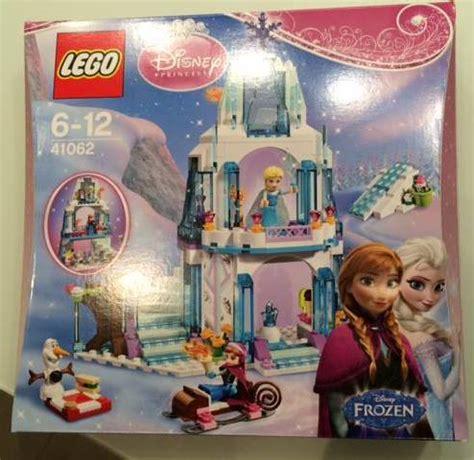 Lego 41062 Frozen lego frozen elsa s castle 41062 set released in stores bricks and bloks