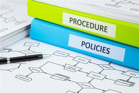 procedure interne aziendali concierge business solutions policies and procedures