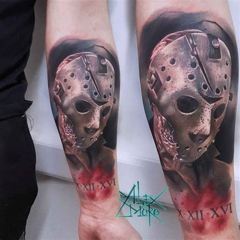 Tattoo Jason | jason tattoo on arm best tattoo ideas gallery