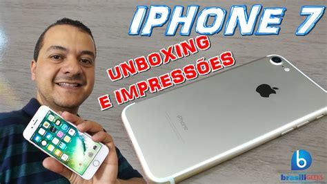 e iphone 7 iphone 7 unboxing e impress 245 es