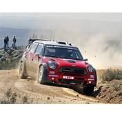 MINI Countryman WRC 2011 Photo 15