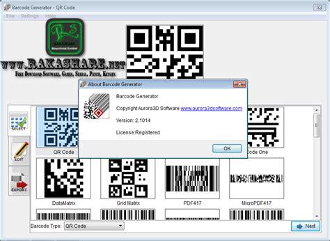 barcode software full version free download aurora 3d barcode generator 2 1014 full crack