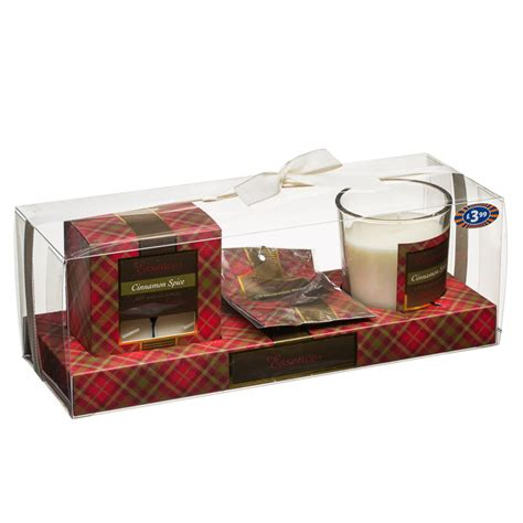 Candle Gift Sets B M
