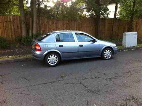 vauxhall astra automatic 2003 53 vauxhall astra 5 doors automatic auto diesel dti