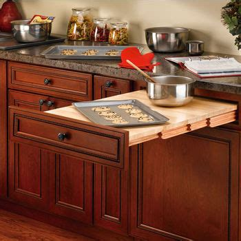 pull out tables pull out cutting surfaces appliance