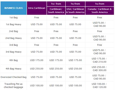 united air baggage fees united bag fees united airlines screenshot of united