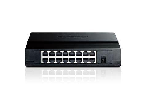 Switch Tplink 16 Port 16 port 10 100mbps desktop switch tl sf1016d welcome to tp link