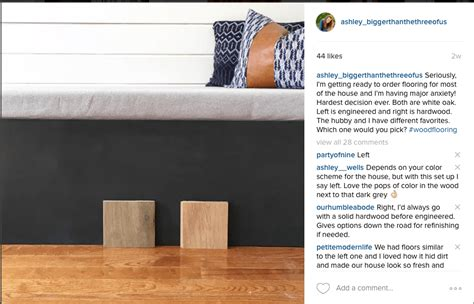 Wood Flooring Decision Bigger Than The Three Of Us | wood flooring decision bigger than the three of us