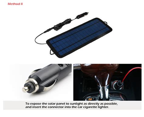 car boat battery charger 4 5w 12v car boat yacht solar panel trickle battery