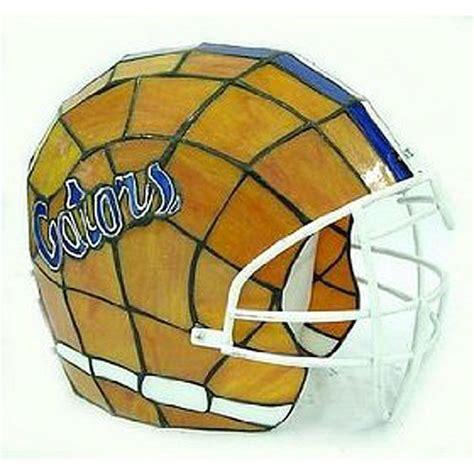 florida gators desk accessories ncaa florida gators stained glass football helmet l