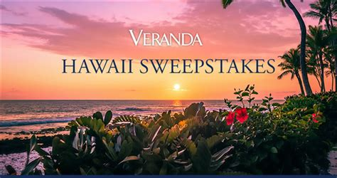 Sweepstakes Hawaii - enter for a chance to win a getaway for 2 to hawaii