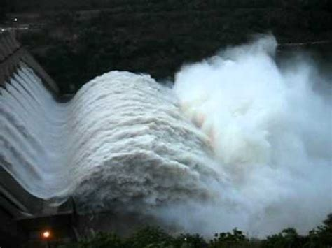 And The Floodgates Been Opened by Srisailam Dam All Gates Opened 11 Sep