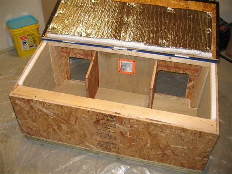 Cat House Plans Insulated Pdf Woodworking