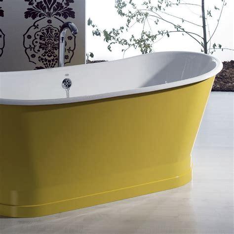 vasca da bagno ghisa vasca da bagno freestanding in ghisa colorata dal design