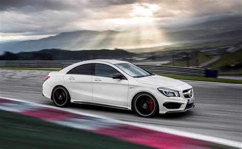 mercedes best car 2014 mercedes cla45 amg best car to buy 2014 nominee