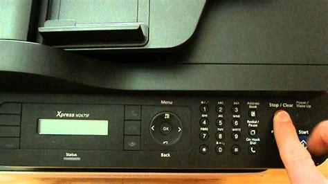 samsung xpress m2070 reset download mode samsung xpress sl m2070f m2670 m2675 m2870