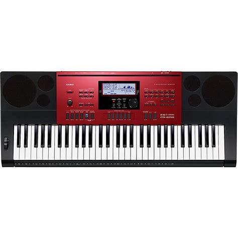 Keyboard Casio Ctk 6250 casio ctk 6250 61 portable keyboard music123