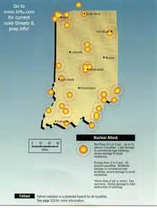 us fallout shelter map nuclear war fallout shelter survival info for indiana with