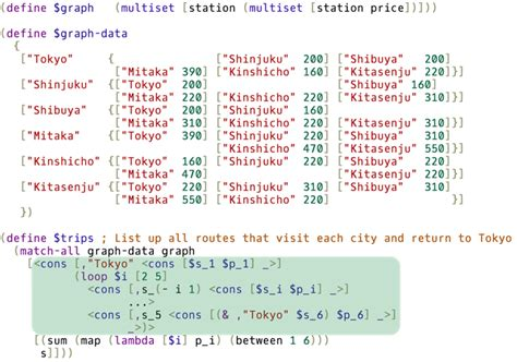rust language pattern matching egison programming language with non linear pattern