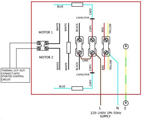 baldor single phase capacitor wiring wiring diagram manual